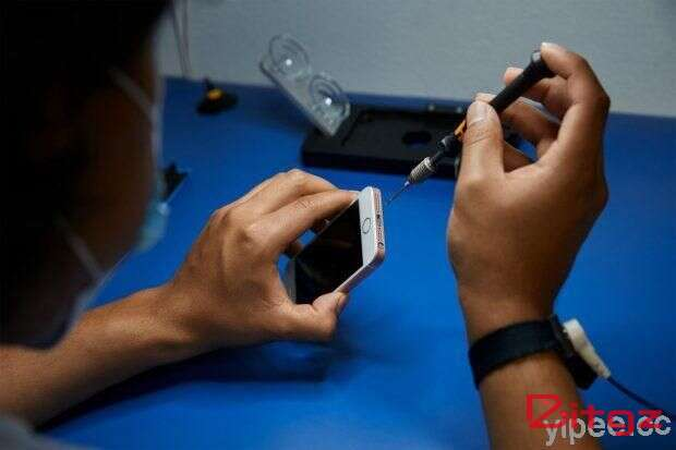 Apple 苹果扩大独立维修商计划,经认证厂商得以原厂零件与工具进行保固外维修