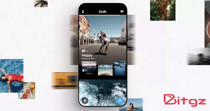 找不到 GoPro app 吗?因为它已经跟 Quik 合并啦!