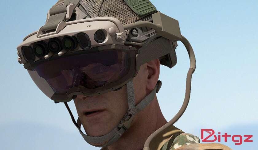 微软赢得美国陆军总计 218.8 亿美元的 AR 头戴设备合约